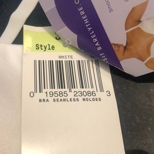 barely there Intimates & Sleepwear - Barely There Invisible Look Seamless Bra 38B NWT